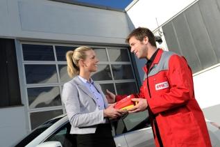 garantie und gewährleistung bei Dienstleistern.