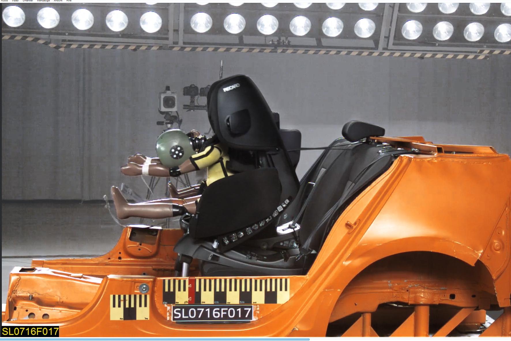 Autokindersitze Test 11 /16