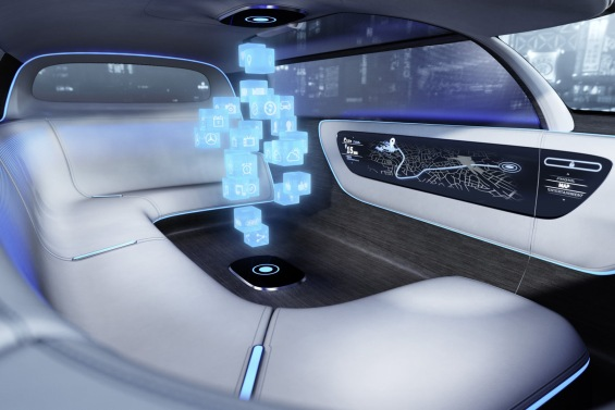 Vision Tokyo zeigt Mercedes