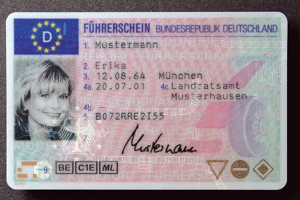 Führerscheinendzug