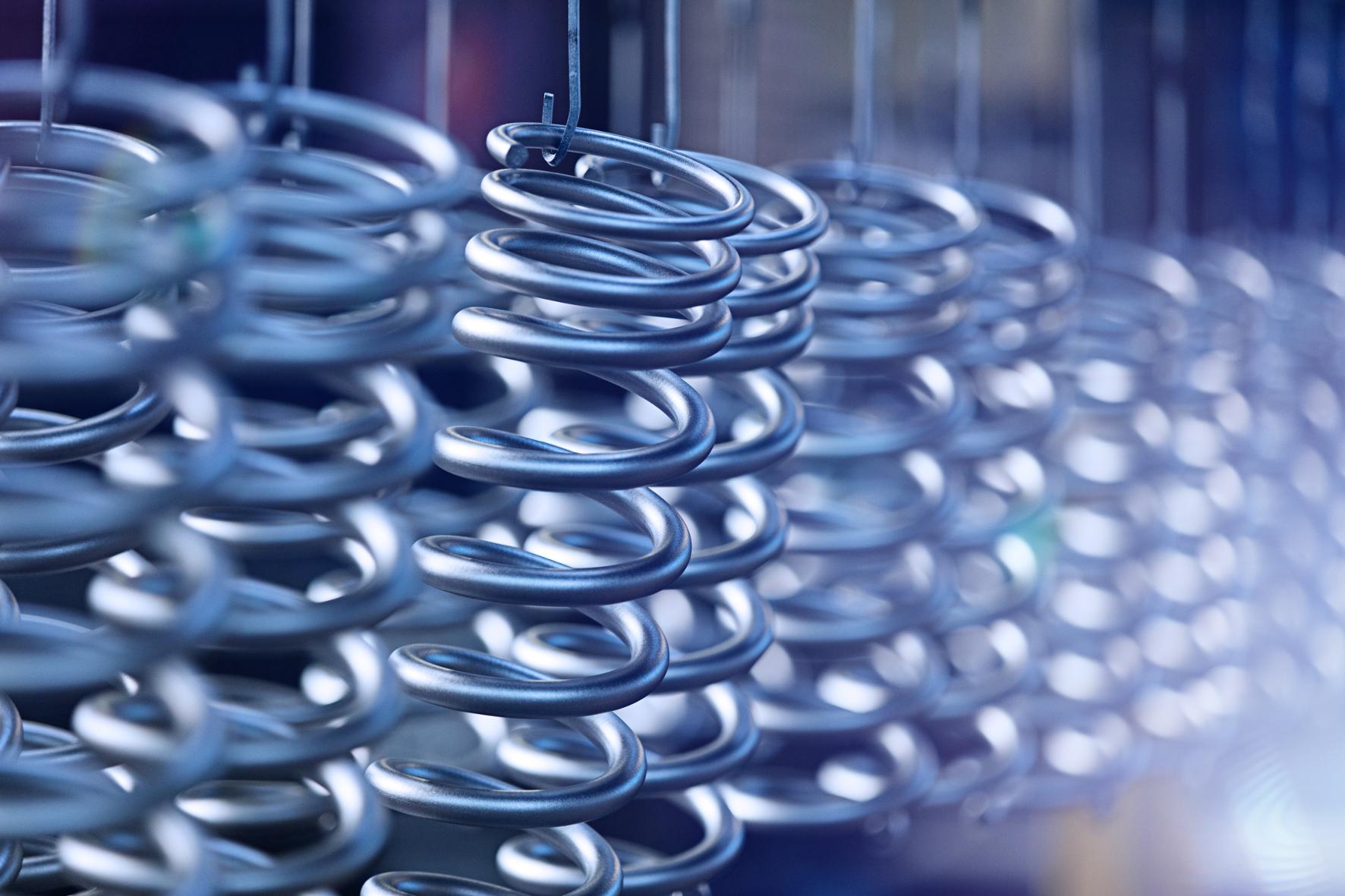 Dokumentation der Produkte im Produktionsprozess im Werk Hagen